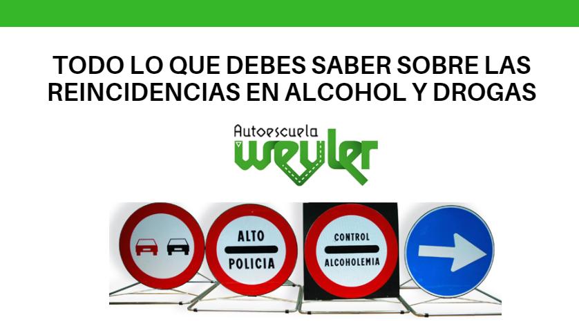 Todo lo que debes saber sobre las reincidencias en alcohol y drogas