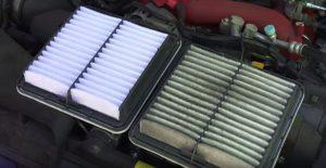 filtro-aire-sucio-vs-filtro-aire-limpio